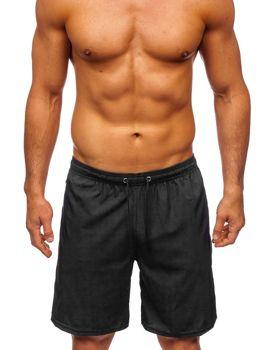 Čierne pánske kúpacie šortky Bolf YW02067