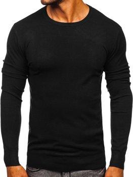 Čierny pánsky sveter Bolf YY01
