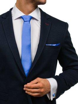Modrá pánská sada Bolf KSP01