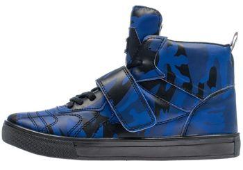 Tmavomodrá pánska obuv BOLF 8003