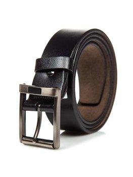 Čierna pánska kožená peňaženka Bolf P014