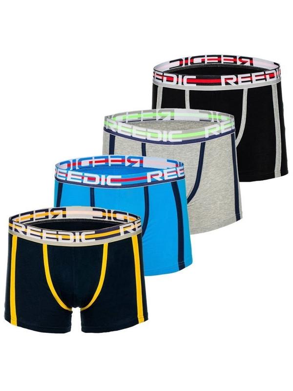 Farebné pánske boxerky BOLF G515 4 KS