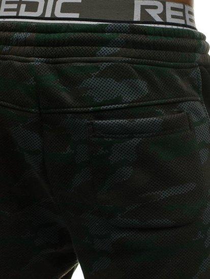 Farebné pánske tepláky Bolf 3782D-A